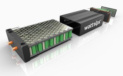 De la cellule lithium-ion au système batterie