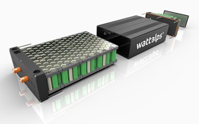 From a lithium-ion cell to a battery system