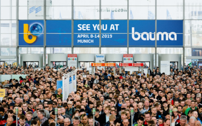 WATTALPS will present its new battery offer at Bauma from the 8th to the 14th of April 2019