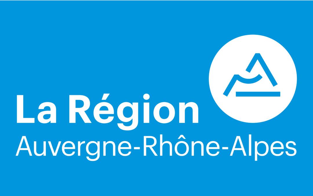 The Auvergne-Rhône-Alpes region supports WATTALPS!